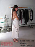 Elisa Jimenez ingeo dress